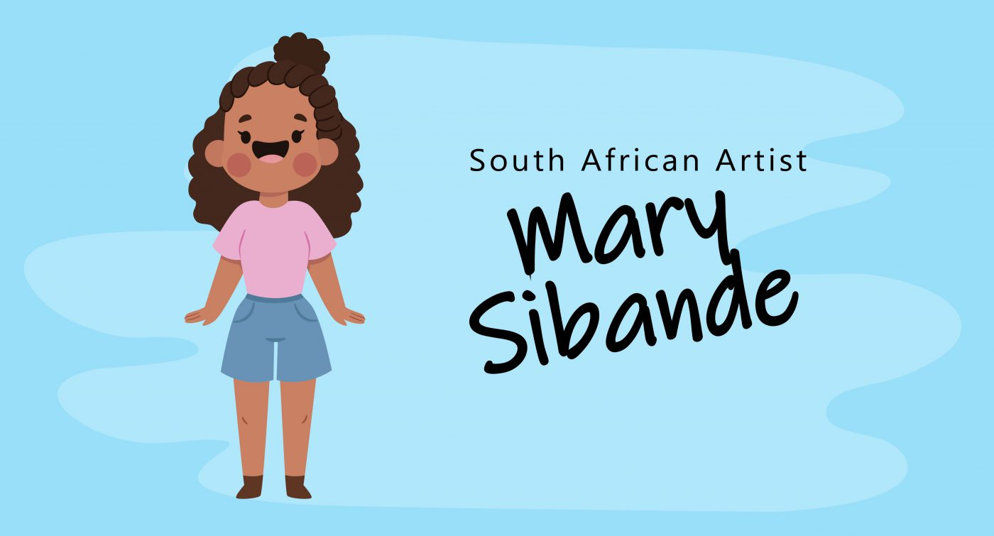 South African Artist Mary Sibande