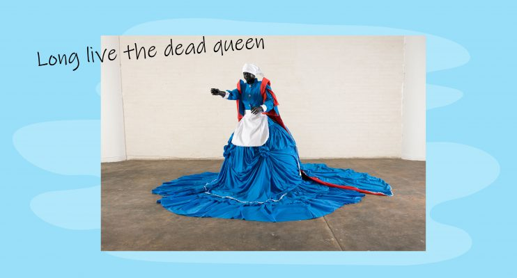 Long live the dead queen mary sibande lillian Gray