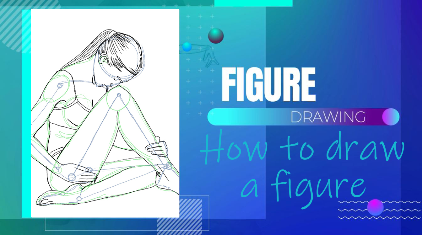 Lillian Gray Figure Drawing Course 6 Easy Steps to Drawing a Figure