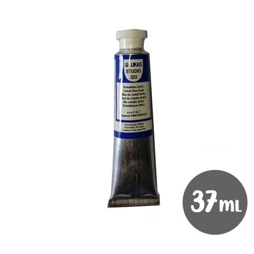 Lukas-Studio-Oil-Paint-37ml-Cobalt-Blue